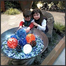 Sustainable Gardening – Children at Play – Barbara Safranek Design