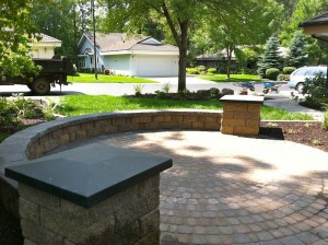 Captivating Lester Family Paver Patio